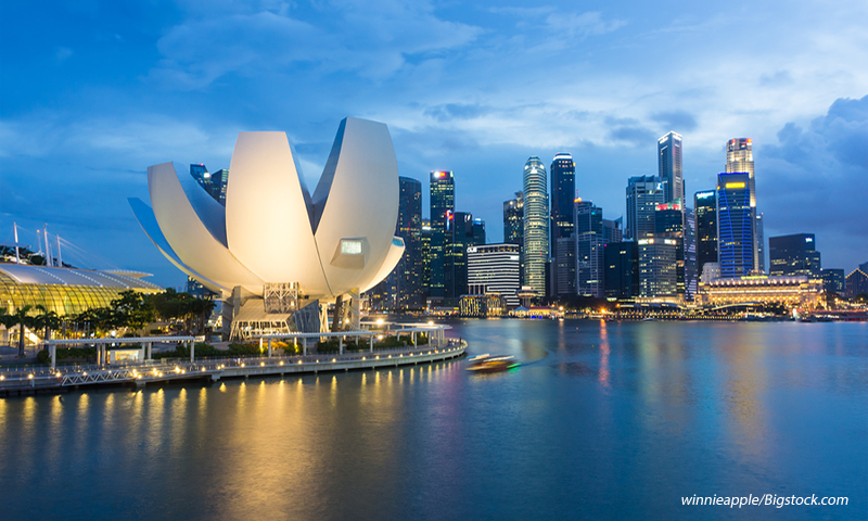 7 Of The Most Technologically Advanced Cities In The World - Singapore