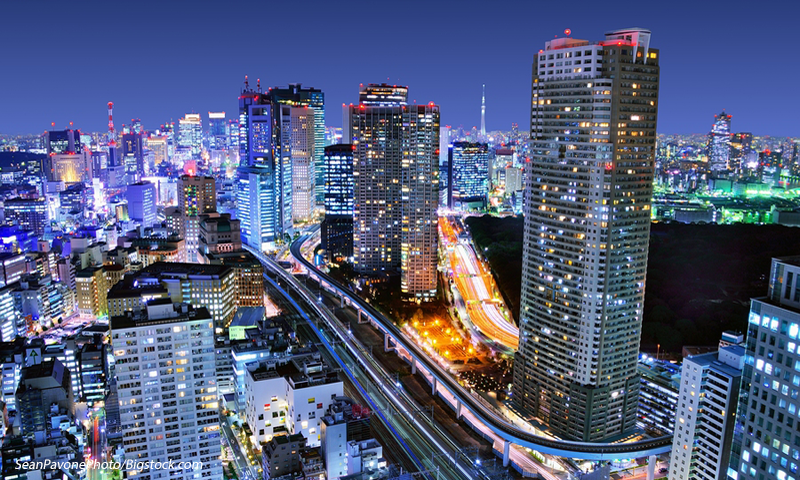 7 Of The Most Technologically Advanced Cities In The World - Tokyo, Japan