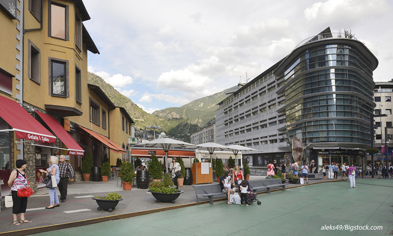 5 Of The Happiest Countries In The World To Visit - Andorra