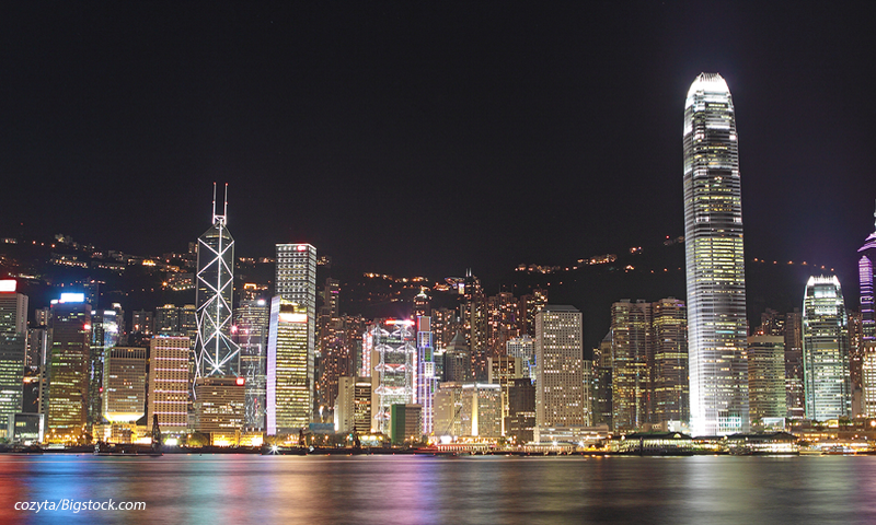 7 Of The Most Technologically Advanced Cities In The World - Hong Kong, China
