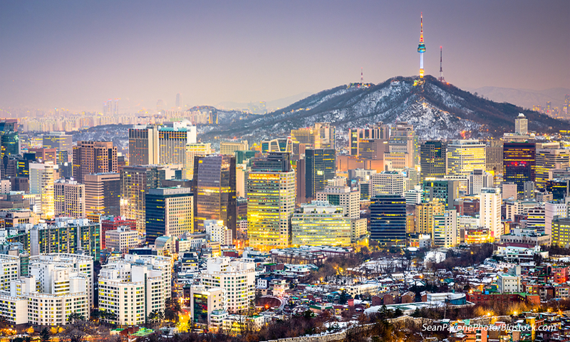 7 Of The Most Technologically Advanced Cities In The World - Seoul, South Korea