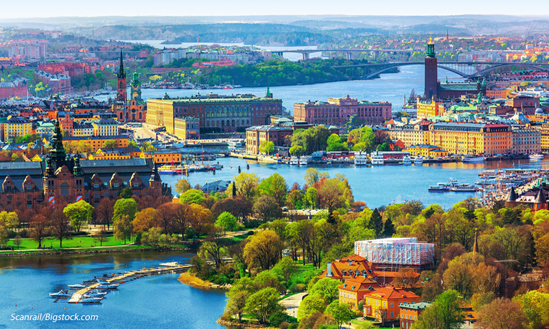 7 Of The Most Technologically Advanced Cities In The World - Stockholm, Sweden