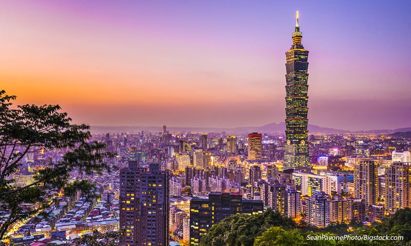 7 Of The Most Technologically Advanced Cities In The World - Taipei, Taiwan