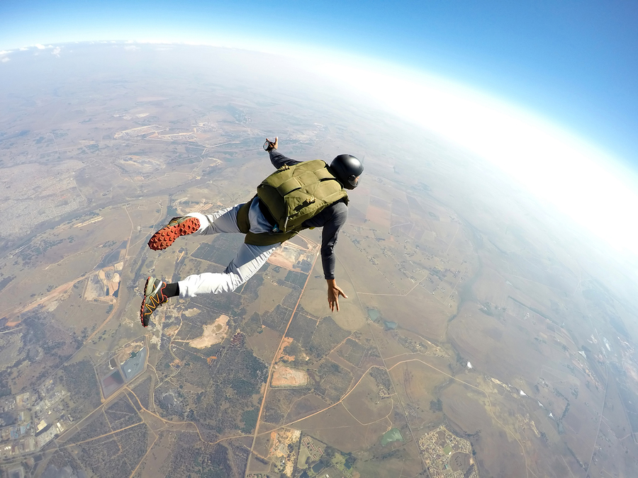 11 Thrilling Adrenaline Rushes To Do Before You're 30